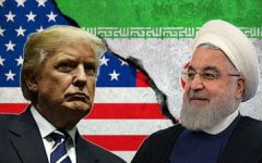 Despite mounting tensions with Iran, no U.S. draft will occur